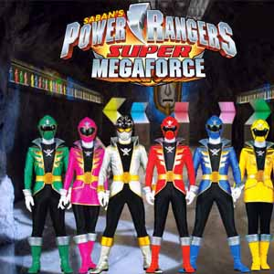 Acheter Power Rangers Super Mega Force Nintendo 3DS Download Code Comparateur Prix