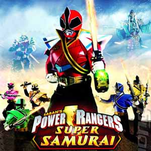 Acheter Power Rangers Super Samurai Xbox 360 Code Comparateur Prix