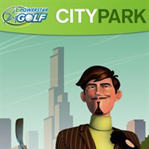Powerstar Golf City Park Game Pack