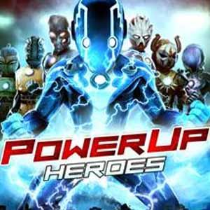 Acheter PowerUP Heroes Xbox 360 Code Comparateur Prix