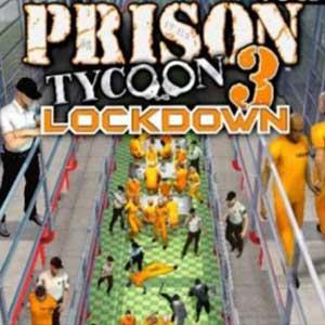 Acheter Prison Tycoon 3 Lockdown Clé Cd Comparateur Prix