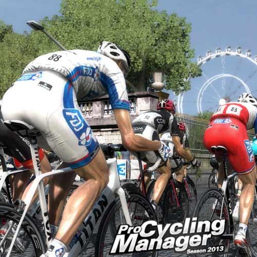 Acheter Pro Cycling Manager 2013 clé CD Comparateur Prix