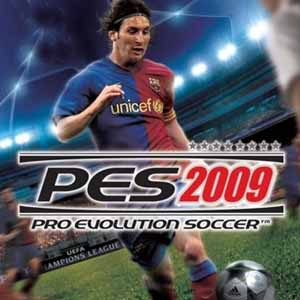 Telecharger Pro Evolution Soccer 2009 PS3 code Comparateur Prix