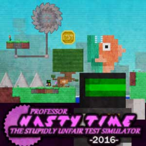 Acheter Professor Nasty Time The Stupidly Unfair Test Simulator 2016 Clé Cd Comparateur Prix