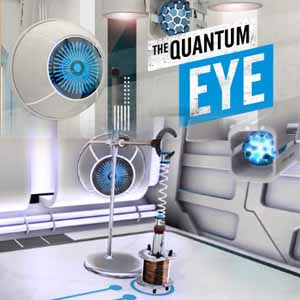 Professor Why The Quantum Eye