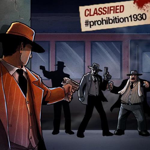Acheter Prohibition 1930 clé CD Comparateur Prix