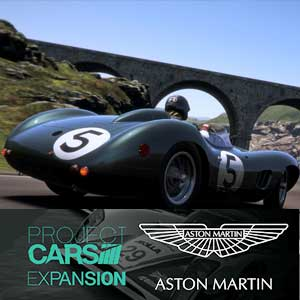 Project CARS Aston Martin Track Expansion