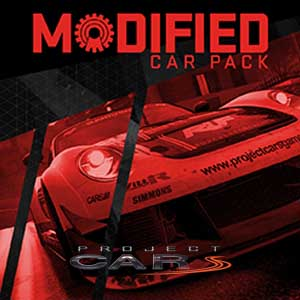 Project Cars Modified Car Pack