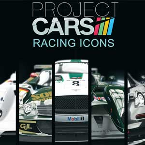 Project CARS Racing Icons Car Pack