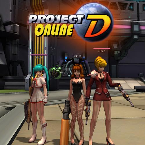 Acheter Project D Online Clé Cd Comparateur Prix