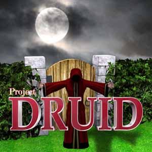 Project Druid 2D Labyrinth Explorer
