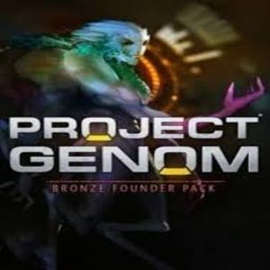 Project Genom Bronze Founders Pack