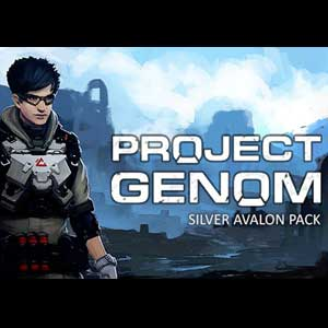 Project Genom Silver Avalon Pack