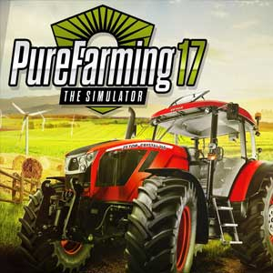 Acheter Pure Farming 17 The Simulator Clé Cd Comparateur Prix