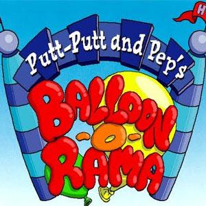 Acheter Putt-Putt and Pep's Balloon-o-Rama Clé CD Comparateur Prix