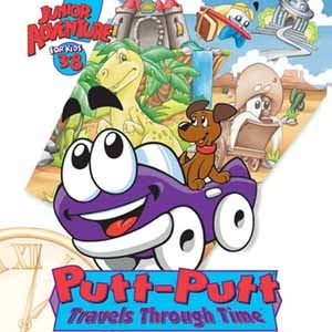 Acheter Putt-Putt Travels Through Time Clé Cd Comparateur Prix