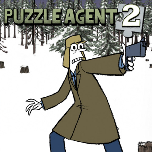 Acheter Puzzle Agent 2 Clé Cd Comparateur Prix