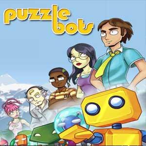 Acheter Puzzle Bots Clé Cd Comparateur Prix