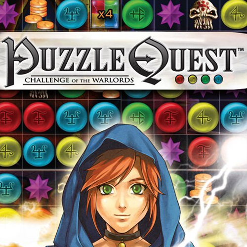 Acheter PuzzleQuest Challenge of the Warlords Cle Cd Comparateur Prix