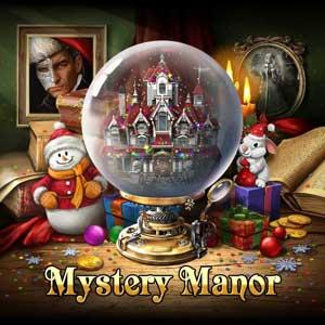 Acheter Puzzles At Mystery Manor Clé Cd Comparateur Prix