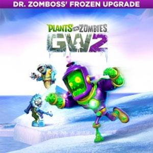 PvZ GW2 Dr. Zomboss' Frozen Upgrade
