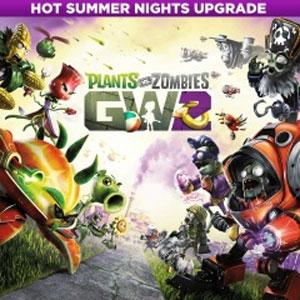 PvZ GW2 Hot Summer Nights Upgrade