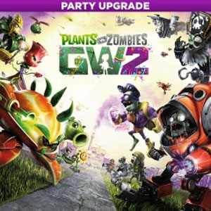 PvZ GW2 Party Upgrade
