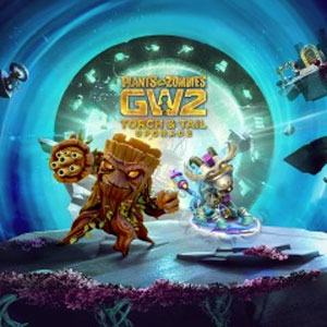 PvZ GW2 Torch and Tail Upgrade