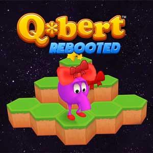 Acheter Qbert Rebooted Clé Cd Comparateur Prix
