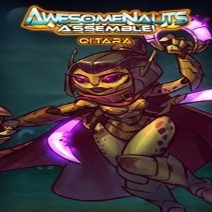 Qi Tara Awesomenauts Assemble Character
