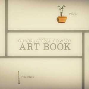 Acheter Quadrilateral Cowboy Art Book Clé Cd Comparateur Prix