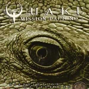 Acheter QUAKE Mission Pack 2 Dissolution of Eternity Clé CD Comparateur Prix
