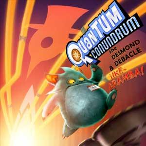 Quantum Conundrum The Desmond Debacle
