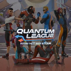 Acheter Quantum League Clé CD Comparateur Prix