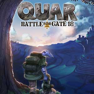 Acheter Quar Battle for Gate 18 Clé Cd Comparateur Prix