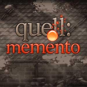 Acheter Quell Memento Clé Cd Comparateur Prix