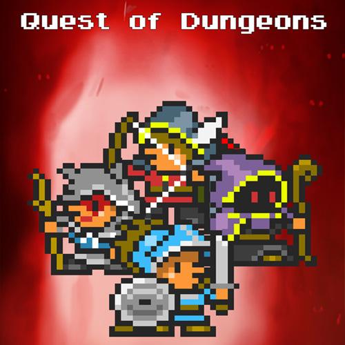 Acheter Quest of Dungeons Clé Cd Comparateur Prix