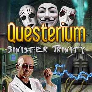 Acheter Questerium Sinister Trinity HD Clé Cd Comparateur Prix