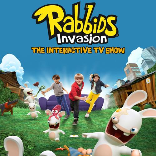 Acheter Rabbids Invasion Die Interaktive TV Show Xbox one Code Comparateur Prix