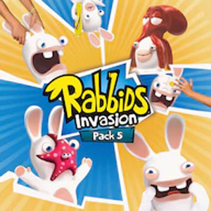 Acheter RABBIDS INVASION PACK 5 SEASON ONE PS4 Comparateur Prix