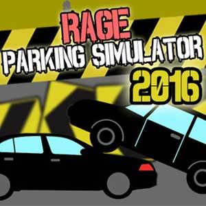 Acheter Rage Parking Simulator 2016 Clé Cd Comparateur Prix