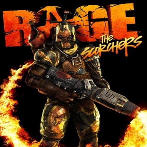 Acheter Rage The Scorchers Clé Cd Comparateur Prix