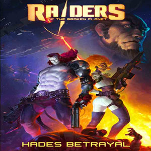 Acheter Raiders of the Broken Planet Hades Betrayal Campaign Clé CD Comparateur Prix