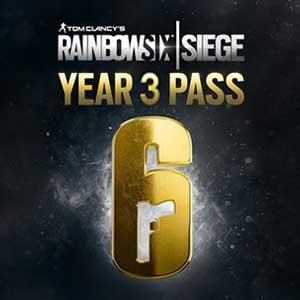 Rainbow Six Siege Year 3 Pass
