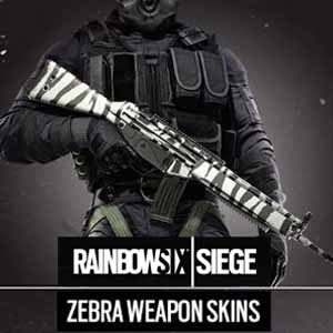 Acheter Rainbow Six Siege Zebra Weapon Skin Clé Cd Comparateur Prix