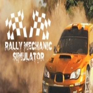 Rally Mechanic Simulator