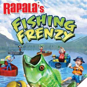 Acheter Rapalas Fishing Frenzy Xbox 360 Code Comparateur Prix
