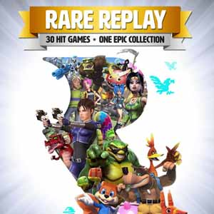 Acheter Rare Replay Xbox One Code Comparateur Prix