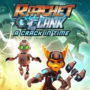 Telecharger Ratchet and Clank A Crack in Time PS3 code Comparateur Prix