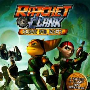 Telecharger Ratchet and Clank Quest For Booty PS3 code Comparateur Prix